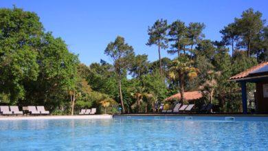 piscine-chauffee-hotel-green-resort-ondres