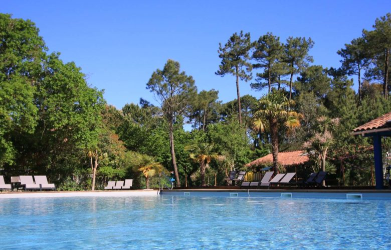 piscine-chauffee-hotel-green-resort-ondres