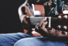 Guitariste au Green Resort dans les landes