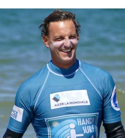 Gautier Coach de Surf